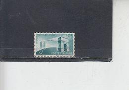ITALIA  1958 - Sassone  837° - Amicizia Italia-Brasile - Saint-Marin