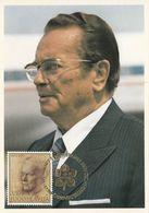 MAXIMUM CARD YUGOSLAVIA 1929,Josip Broz Tito - Maximum Cards