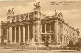 ANTWERPEN - Museum  /  ANVERS - Musée Des Beaux-arts. 1921. - Musées
