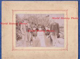 Photo Ancienne - Portrait D' Homme & Femme - Famille DELESTRE DURAND - 14 Septembre 1899 - Costume Chapeau Robe Mode - Anciennes (Av. 1900)