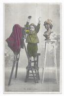 Enfant Photographe - Portraits