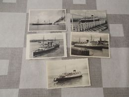 LOT Van 14 Postkaarten BOOT - BATEAU - Bateaux