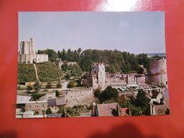 D 27 - Gisors - Vue Générale Du Château Fort - Gisors