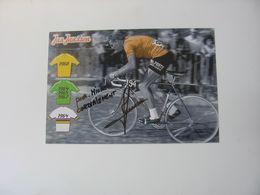 Cyclisme - Autographe Jan Janssen - Cyclisme