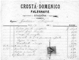 CG - Crosta Domenico - Stazzona - Falegname - Italy