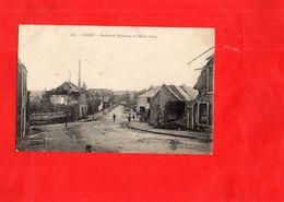 G0507 - GUISE - D02 - Boulevard Péquereau Et L'Usine à Gaz - Guise