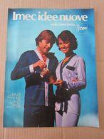 - ADVERTISING PUBBLICITA'  BIANCHERIA IMEC  - 1976 -  OTTIMO - Unclassified
