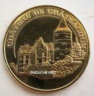 Monnaie De Paris 28.Châteaudun - Le Château 2011 - Monnaie De Paris