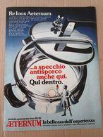- ADVERTISING PUBBLICITA' PENTOLE AETERNUM  - 1976 -  OTTIMO - Unclassified