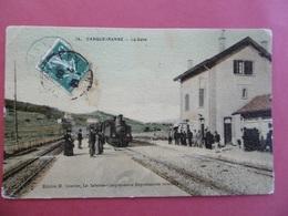 CARQUEIRANNE  ( VAR ) N °14  La Gare - Carqueiranne