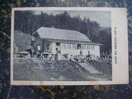 Trbovlje-Dom Na Mrzlici-Mrzlica-1947  (4190) - Slovenia