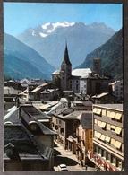 Visp Wallis Kaufplatz/ Oldtimer Autos - VS Valais