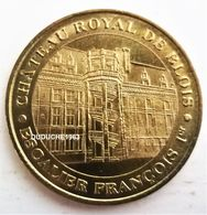 Monnaie De Paris 41.Blois - Château Escalier François 1er 2004 - Monnaie De Paris