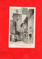 G0507 - RICHERENCHES - D84 - Rue De La Commanderie - Porte Des Templiers - France