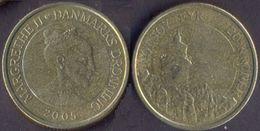 Denmark 20 Kroner 2005 VF < Nolsoy Fyr > - Dinamarca
