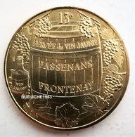 Monnaie De Paris 39.Passenans - 13e Percée Du Vin Jaune 2009 - Monnaie De Paris