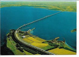 """The """"Storstrøms Bridge""""  -   Die Storstrømsbrücke. Denmark. # 05407 - Ponts"""