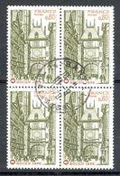Bloc Oblitéré - Bloc De 4 Timbres -  ROUEN 1976 Y&T 1875 - Congrès Philatelique - (1) - Sheetlets