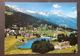 Crans-Montana Dorfansicht - VS Valais