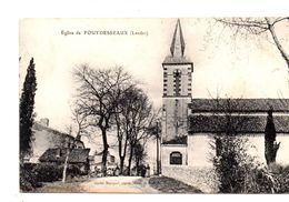 Pouydesseaux. Eglise. - Andere Gemeenten