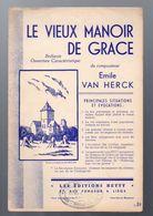 Belgique : Le Vieux Manoir De Grace (MPA PF 351) - Musique & Instruments