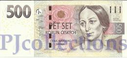 CZECH REPUBLIC 500 KORUN 2009 PICK 24E UNC - Repubblica Ceca