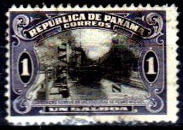 B23-Panama: Canal-Zone-1915 (o) Used. - Panama