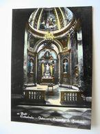 RIETI   CATTEDRALE CATHEDRAL CATEDRAL  Kathedrale    LAZIO   NON  VIAGGIATA  COME DA FOTO  ACQUERELLATA  * - Rieti