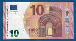 SPAGNA - 2014 - BANCONOTA DA 10 EURO DRAGHI SERIE VA (V006H1) - NON CIRCOLATA (FDS-UNC) - IN OTTIME CONDIZIONI. - EURO