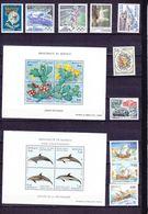 MONACO  1810/1853 ANNEE COMPLETE 1992 LUXE NEUF SANS CHARNIERE - Monaco