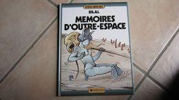 MEMOIRES D'OUTRE-ESPACE    BILAL - Bilal