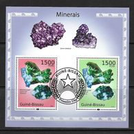 GUINEE-BISSAU 2010 MINERAUX YVERT N°B540  OBLITERE - Minerali