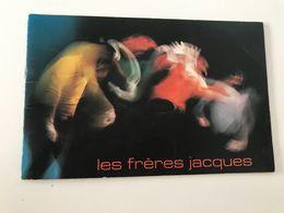 Programme Les Frères Jacques Dédicacé - Programme