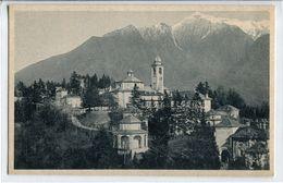 Domodossola , Monte Calvario - Verbania