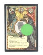 Faire-part De Décès Théophile DE BOCK Du Ier Rgt Grenadiers - BRUXELLES 1897 / ROTSELAER  1914- Guerre 14/18 ( B279) - Décès