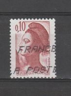 FRANCE / 1982 / Y&T N° 2179 : Liberté 10c - Usuel - France