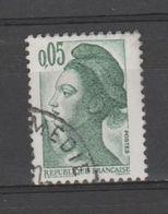 FRANCE / 1982 / Y&T N° 2178 : Liberté 5c - Choisi - Cachet Rond - France