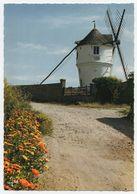 44 BATZ SUR MER - MX 9191 - Edts JOS - Le Moulin De La Masse. - Batz-sur-Mer (Bourg De B.)
