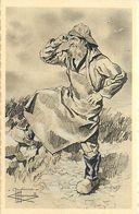 - Finistère- Ref-E674- Audierne - Illustrateur Homualk N°42 - Illustrateurs - Un Marin - Edit. Gaby - - Audierne