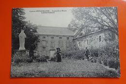 ET/203  CANTON D EYGUERANDE LAMAZIERE HAUTE LAVERVIALLE - Other Municipalities