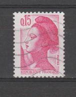 FRANCE / 1982 / Y&T N° 2180 : Liberté 15c - Usuel - France