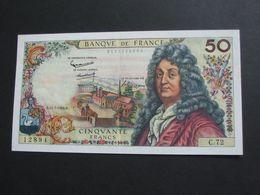 50 Cinquante Francs - RACINE - 11-7-1963   **** EN ACHAT IMMEDIAT **** - 1962-1997 ''Francs''