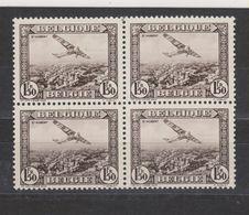 COB PA5 ** Neuf Sans Charnière MNH Bloc De 4 Cote 280€ - Airmail