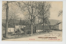 POUXEUX - Vue Sur Le Centre - Pouxeux Eloyes