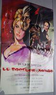 Ancienne Affiche De Cinéma Metro Goldwyn Mayer Le Docteur Jivago Omar Sharif Geraldine Chaplin Julie Christie80cm X 60cm - Affiches