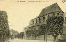029 160 - CPA - France (18) Cher - Bourges - Boulevard Du Progrès - Bourges
