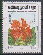 KAMPUCHEA - Timbre N°423 Oblitéré - Kampuchea