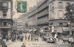 75009-PARIS-RUE DU FBG MONTMARTRE - Arrondissement: 09