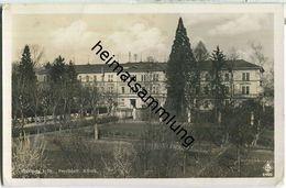 Freiburg Im Breisgau - Psychiatrische Klinik - Foto-Ansichtskarte - Verlag Alfred Mack Freiburg - Freiburg I. Br.