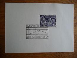 (3) Austria - Autriche OOSTENRIJK ÖSTERREICHISCHE POSTKARTE BRENNER AUTOROUTE INNSBRUCK 1971 SEE SCAN. - Entiers Postaux
